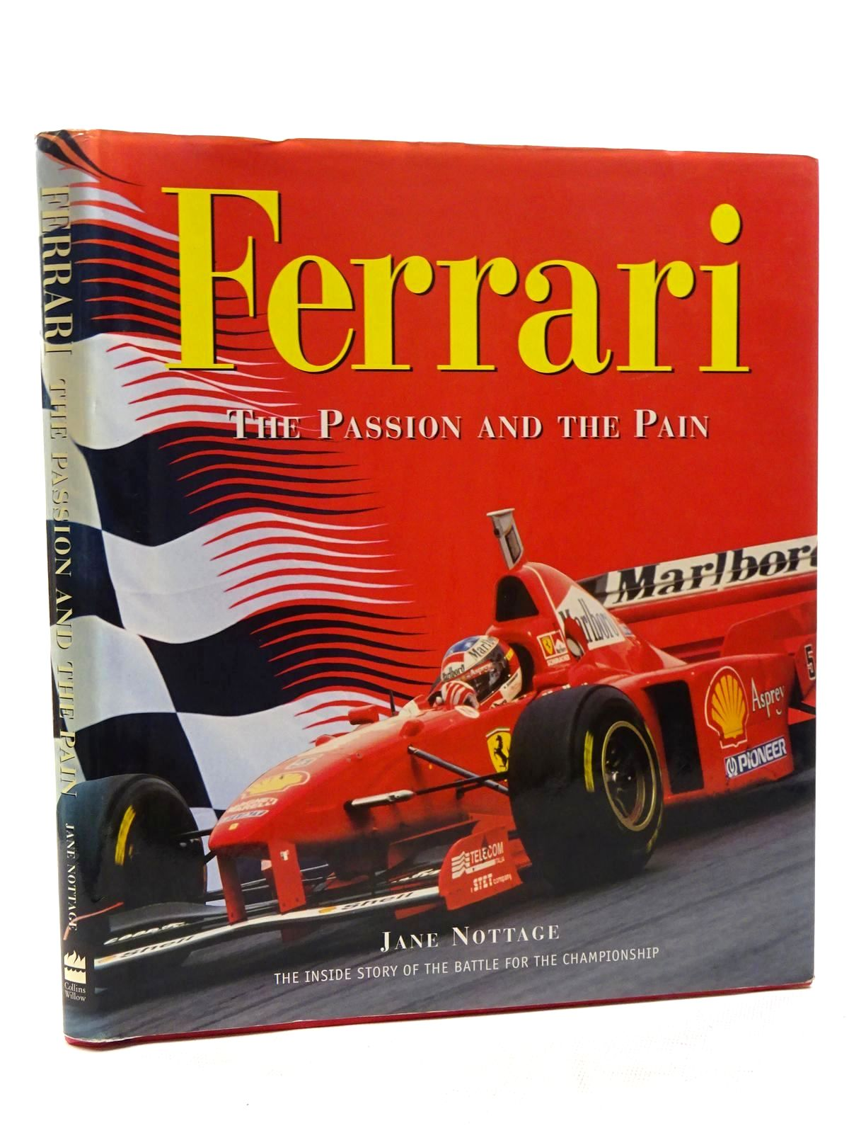 Photo of FERRARI THE PASSION AND THE PAIN- Stock Number: 1610515