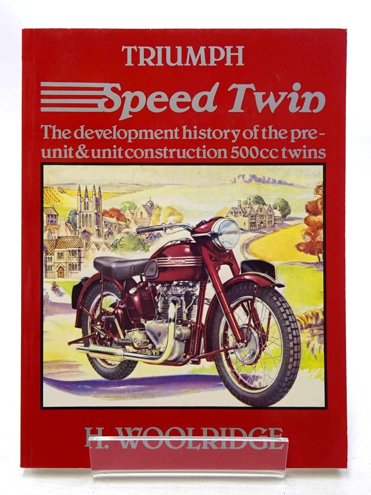 Photo of TRIUMPH SPEED TWIN- Stock Number: 1610537