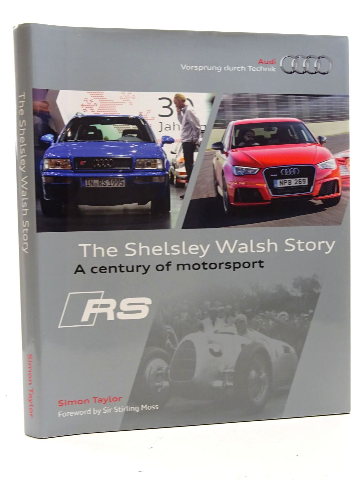 Photo of THE SHELSLEY WALSH STORY written by Taylor, Simon published by Haynes Publishing (STOCK CODE: 1610560)  for sale by Stella & Rose's Books