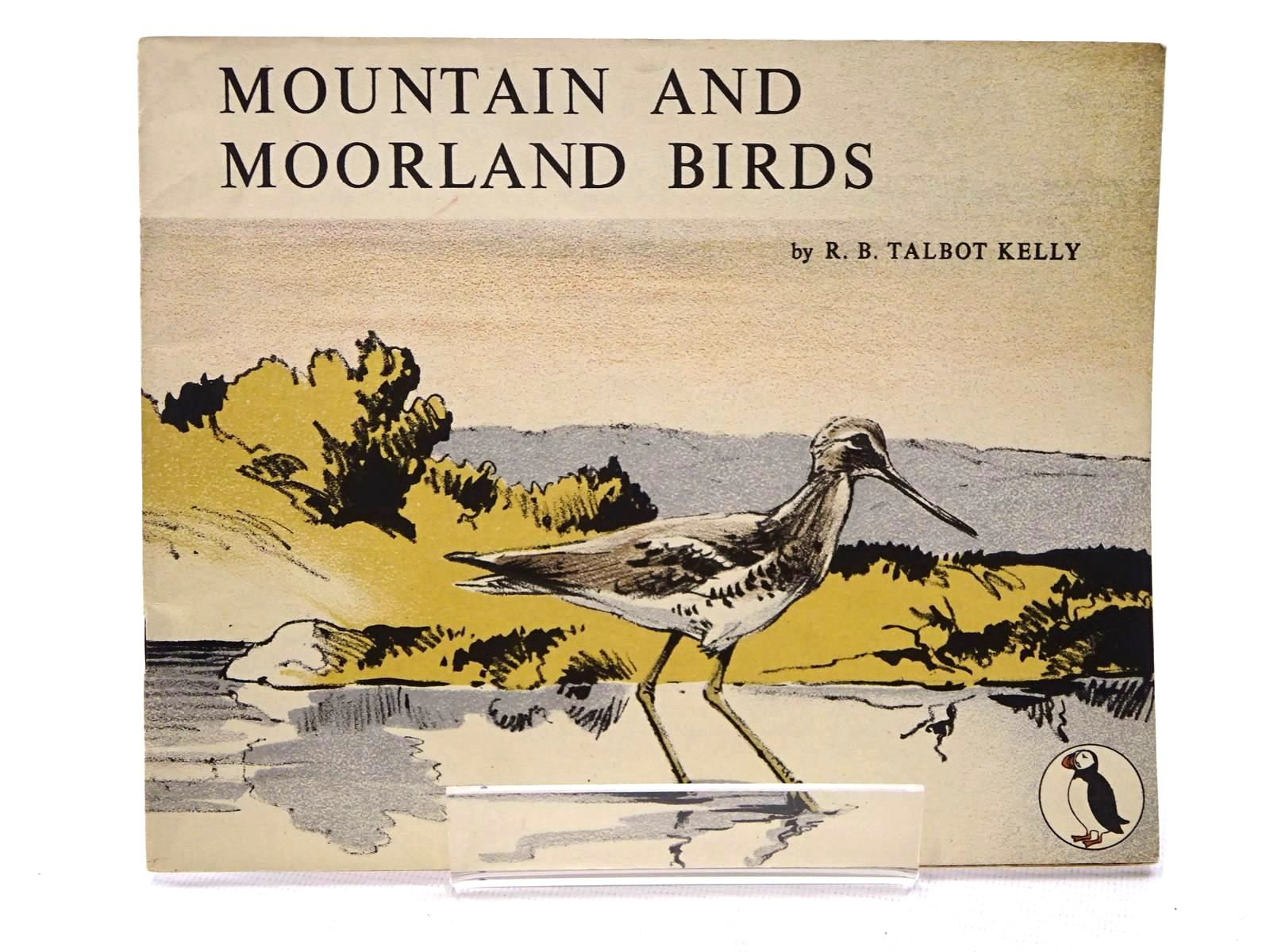 Photo of MOUNTAIN AND MOORLAND BIRDS- Stock Number: 1610637