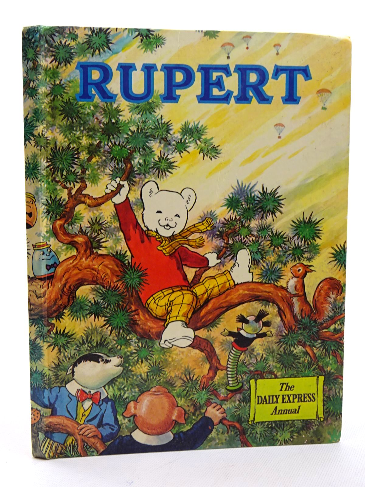 Photo of RUPERT ANNUAL 1973 written by Bestall, Alfred illustrated by Bestall, Alfred published by Daily Express (STOCK CODE: 1610641)  for sale by Stella & Rose's Books