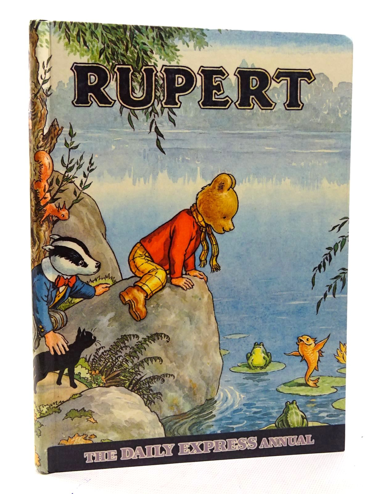 Photo of RUPERT ANNUAL 1969 written by Bestall, Alfred illustrated by Bestall, Alfred published by Daily Express (STOCK CODE: 1610642)  for sale by Stella & Rose's Books