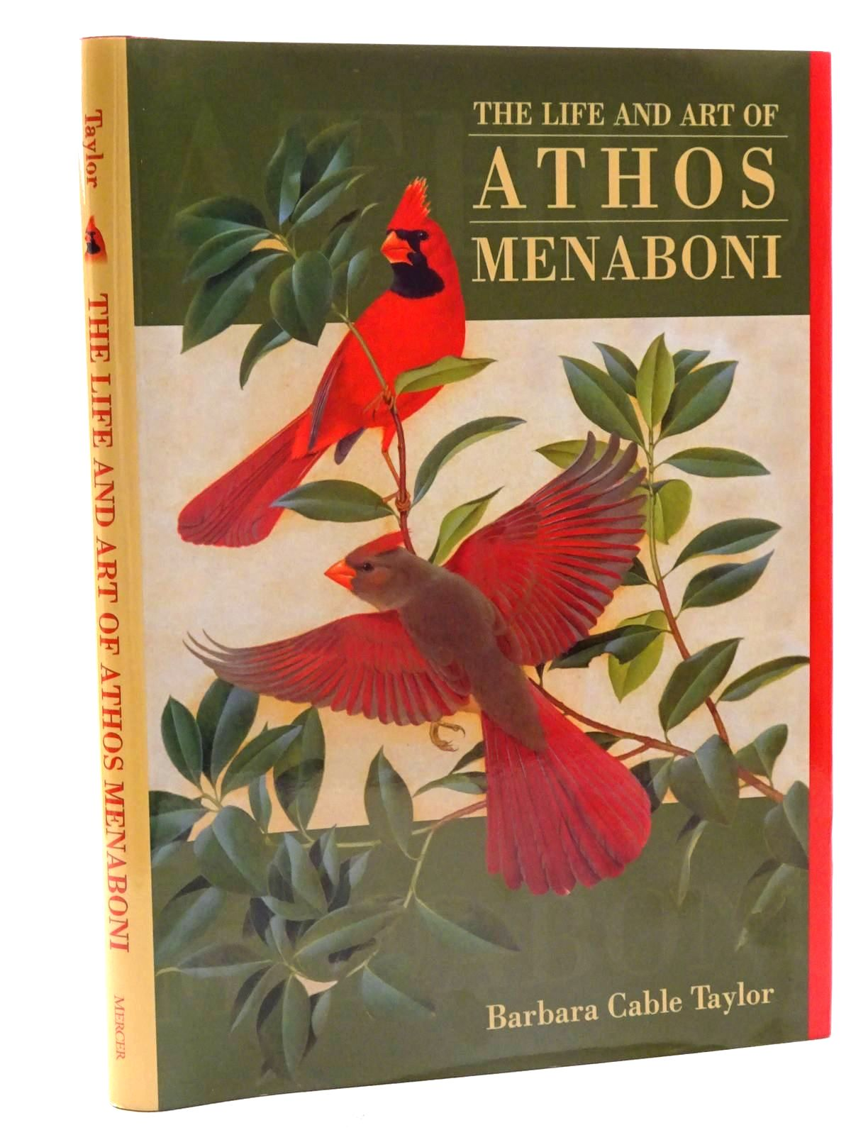 Photo of THE LIFE AND ART OF ATHOS MENABONI written by Taylor, Barbara Cable published by Mercer University Press (STOCK CODE: 1610668)  for sale by Stella & Rose's Books