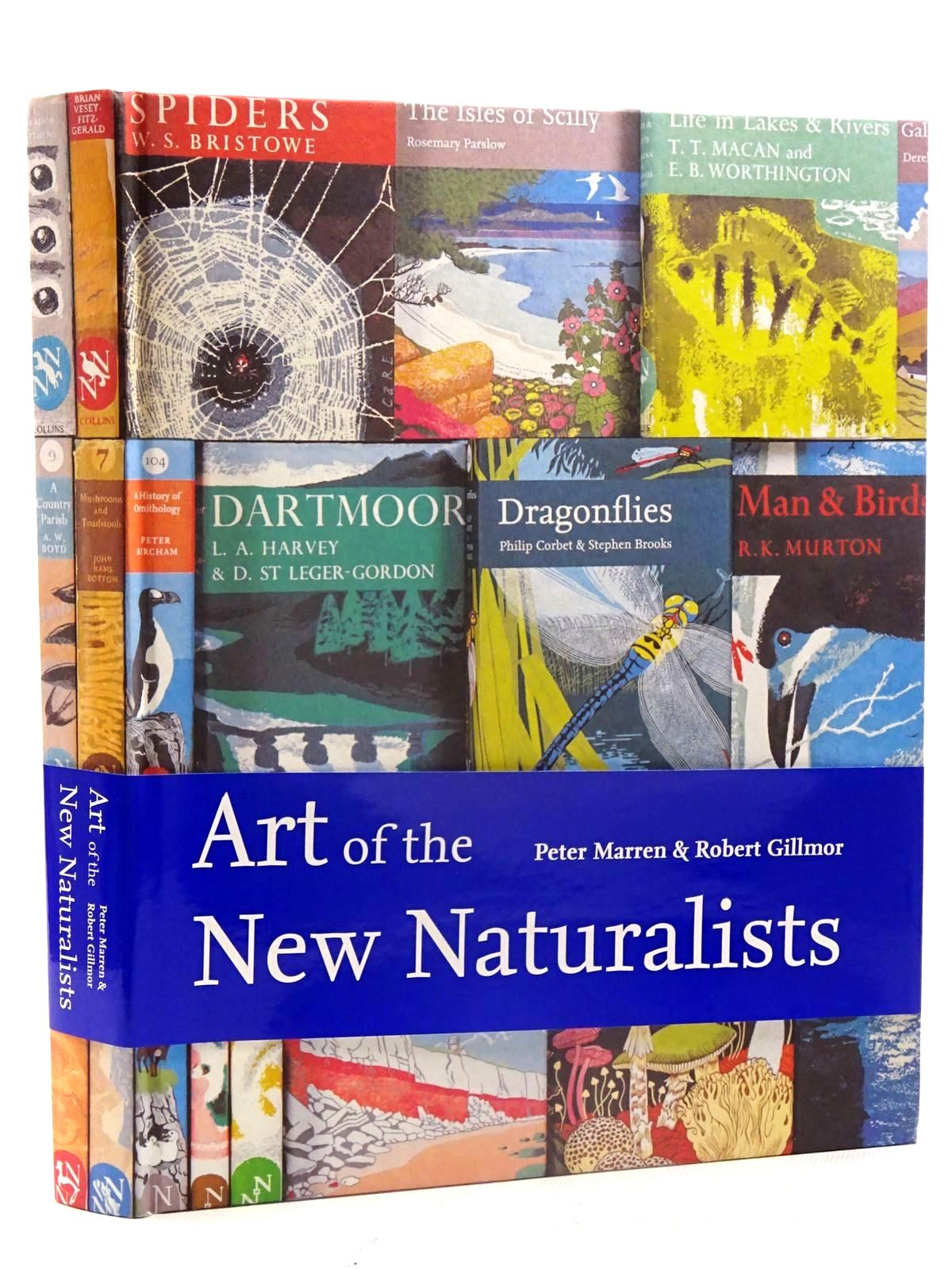 Photo of ART OF THE NEW NATURALISTS written by Marren, Peter Gillmor, Robert published by Collins (STOCK CODE: 1610669)  for sale by Stella & Rose's Books