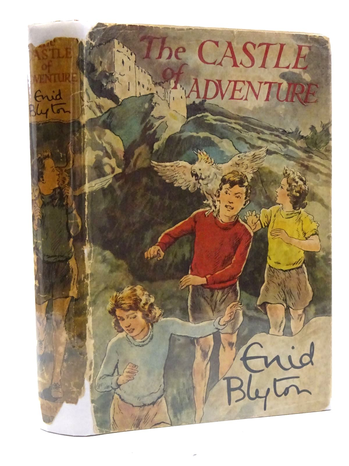 Photo of THE CASTLE OF ADVENTURE written by Blyton, Enid illustrated by Tresilian, Stuart published by Macmillan & Co. Ltd. (STOCK CODE: 1610691)  for sale by Stella & Rose's Books