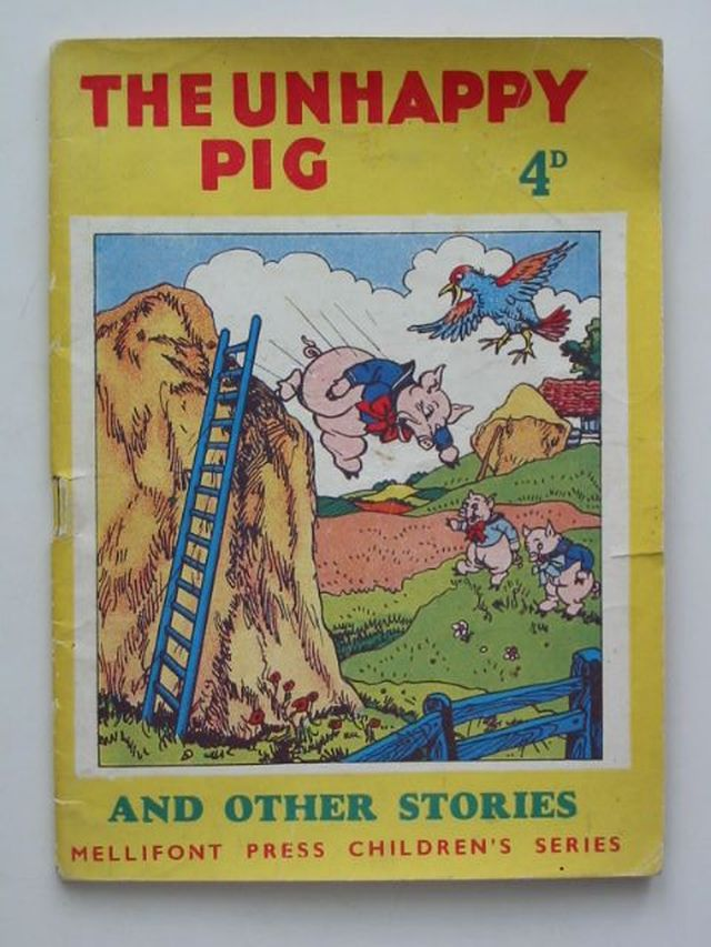 Photo of THE UNHAPPY PIG AND OTHER STORIES- Stock Number: 1701635