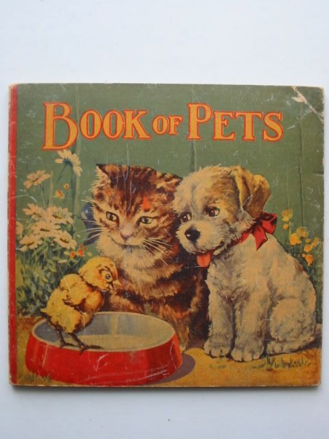 Photo of BOOK OF PETS (STOCK CODE: 1701658)  for sale by Stella & Rose's Books