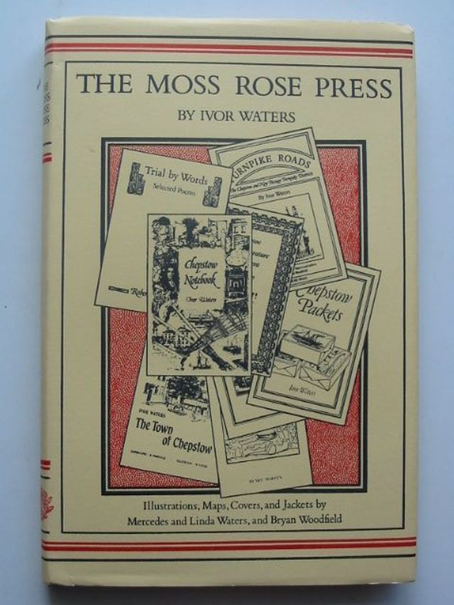 Photo of THE MOSS ROSE PRESS- Stock Number: 1701714