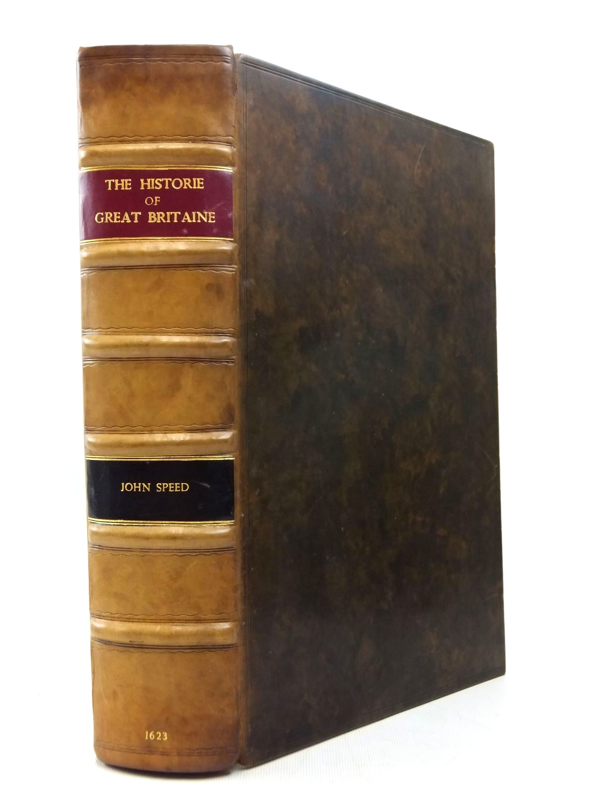 Photo of THE HISTORIE OF GREAT BRITAINE UNDER THE CONQUESTS OF THE ROMANS, SAXONS, DANES AND NORMANS- Stock Number: 1701800