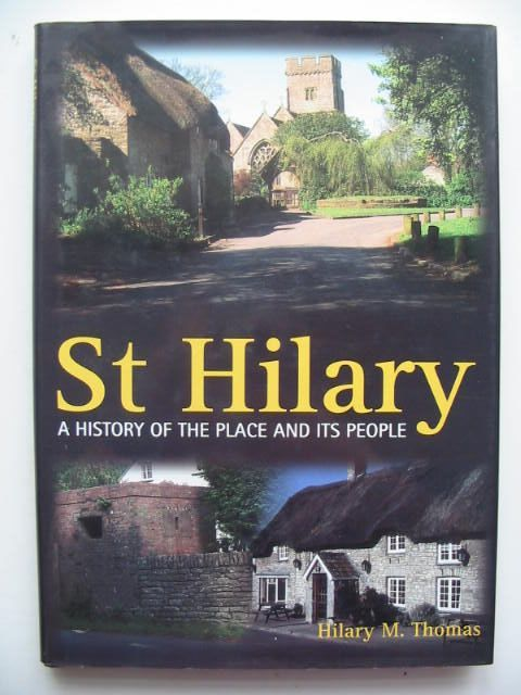 Photo of ST HILARY written by Thomas, Hilary M. published by St Hilary (STOCK CODE: 1701825)  for sale by Stella & Rose's Books