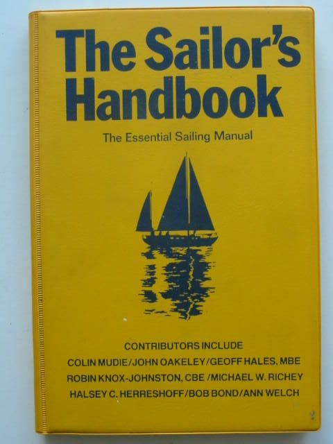 Photo of THE SAILOR'S HANDBOOK written by Hooper, Rosanne published by Pan Books (STOCK CODE: 1701892)  for sale by Stella & Rose's Books