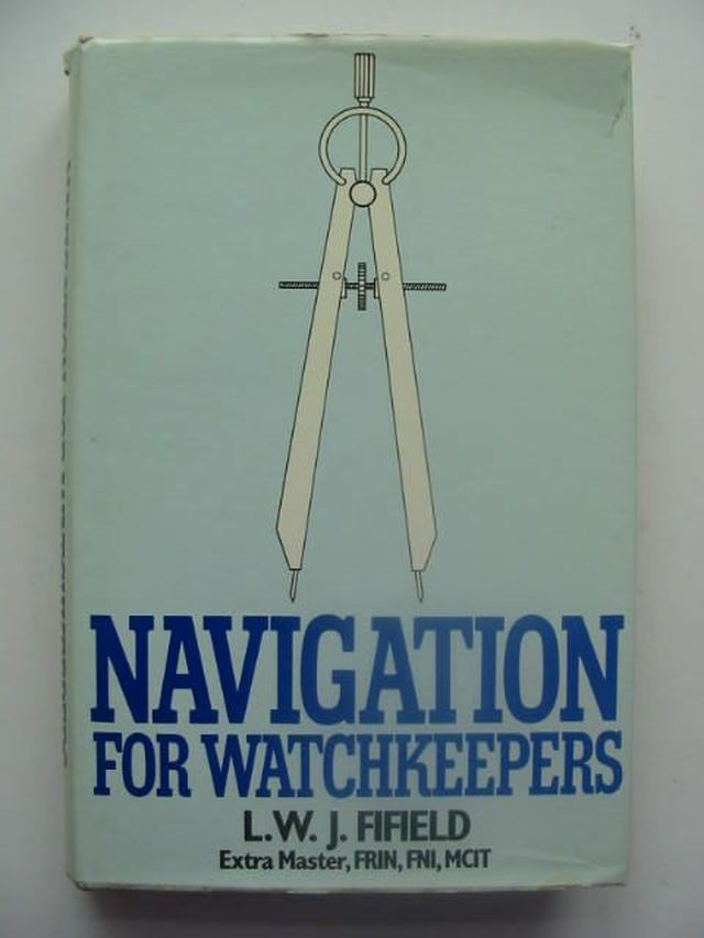 Photo of NAVIGATION FOR WATCHKEEPERS- Stock Number: 1702200