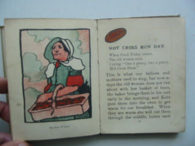 Photo of A BOOK OF DAYS FOR LITTLE ONES written by Bridgman, Clare illustrated by Robinson, Charles published by J.M. Dent & Co., E.P. Dutton & Co. (STOCK CODE: 1702347)  for sale by Stella & Rose's Books