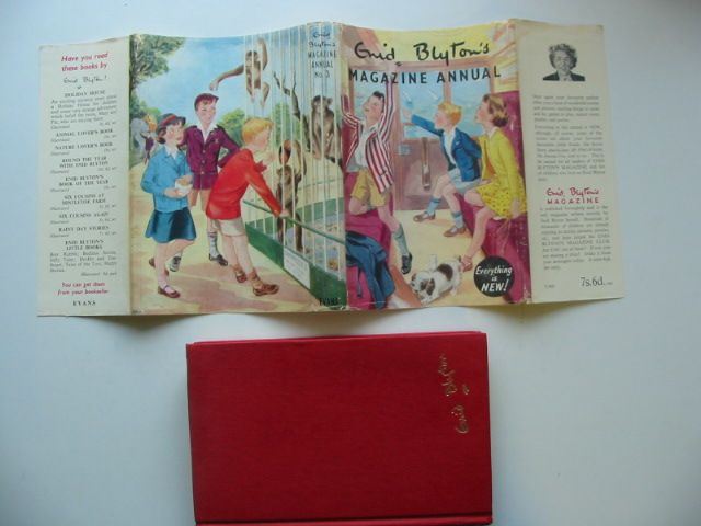 Photo of ENID BLYTON'S MAGAZINE ANNUAL No. 3 written by Blyton, Enid published by Evans Brothers Limited (STOCK CODE: 1702749)  for sale by Stella & Rose's Books