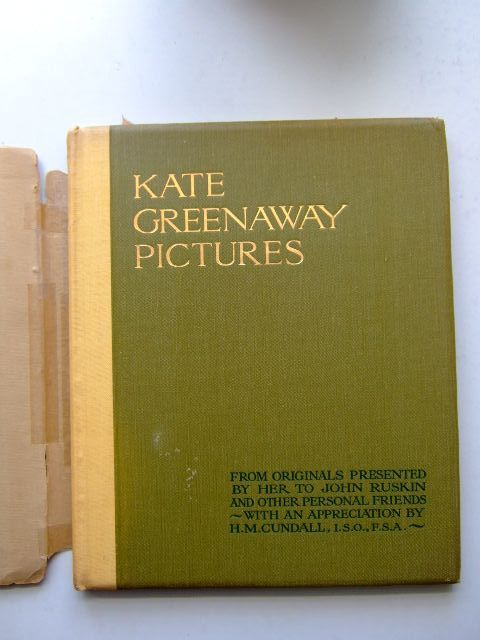 Photo of KATE GREENAWAY PICTURES written by Cundall, H.M. illustrated by Greenaway, Kate published by Frederick Warne & Co Ltd. (STOCK CODE: 1703428)  for sale by Stella & Rose's Books