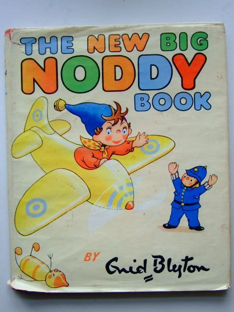 Photo of THE NEW BIG NODDY BOOK written by Blyton, Enid illustrated by Beek,  published by Sampson Low, Marston & Co. Ltd., D.V. Publications Ltd. (STOCK CODE: 1703639)  for sale by Stella & Rose's Books