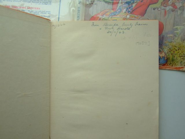 Photo of THE FURTHER ADVENTURES OF BRER RABBIT written by Blyton, Enid illustrated by Aris, Ernest A. published by George Newnes Limited (STOCK CODE: 1703713)  for sale by Stella & Rose's Books