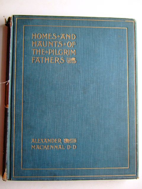 Photo of HOMES AND HAUNTS OF THE PILGRIM FATHERS- Stock Number: 1704043
