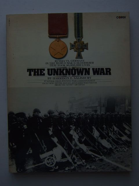 Photo of THE UNKNOWN WAR written by Salisbury, Harrison E. published by Corgi (STOCK CODE: 1704147)  for sale by Stella & Rose's Books