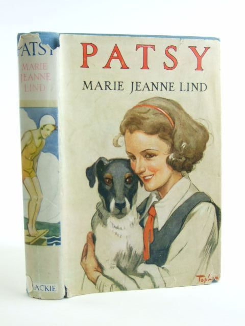 Photo of PATSY written by Lind, Marie Jeanne illustrated by Topham, Inez published by Blackie & Son Ltd. (STOCK CODE: 1704236)  for sale by Stella & Rose's Books