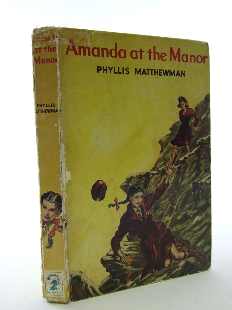 Photo of AMANDA AT THE MANOR written by Matthewman, Phyllis published by Oliphants Ltd. (STOCK CODE: 1705801)  for sale by Stella & Rose's Books
