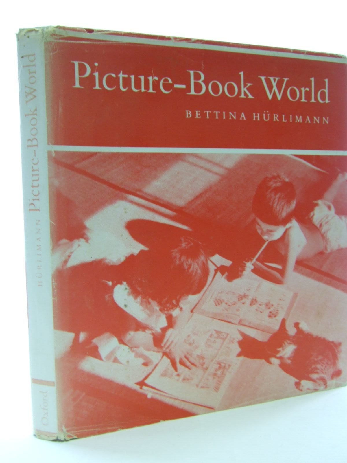 Photo of PICTURE-BOOK WORLD- Stock Number: 1705877