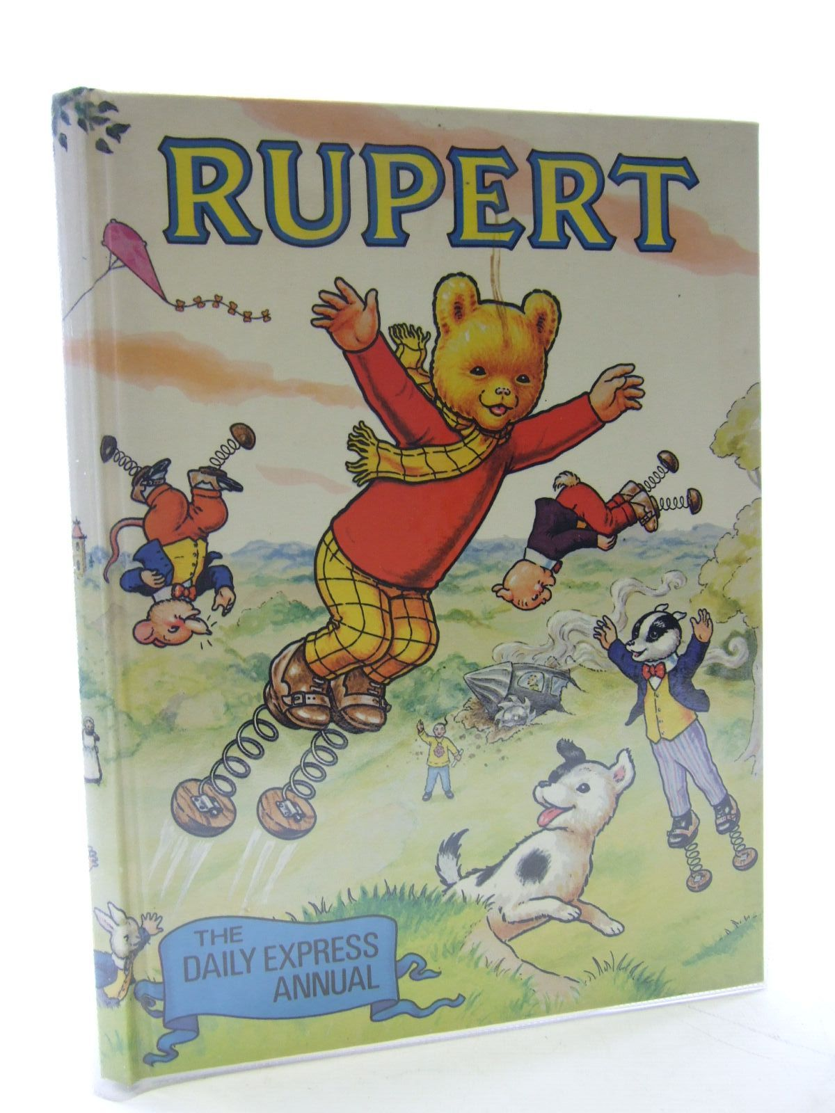 Photo of RUPERT ANNUAL 1982 illustrated by Harrold, John published by Express Newspapers Ltd. (STOCK CODE: 1706137)  for sale by Stella & Rose's Books