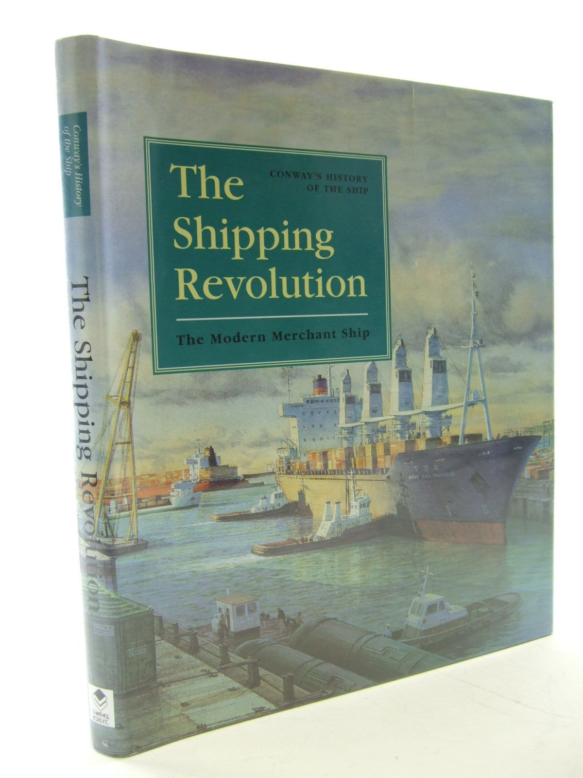 Photo of THE SHIPPING REVOLUTION THE MODERN MERCHANT SHIPS- Stock Number: 1706149