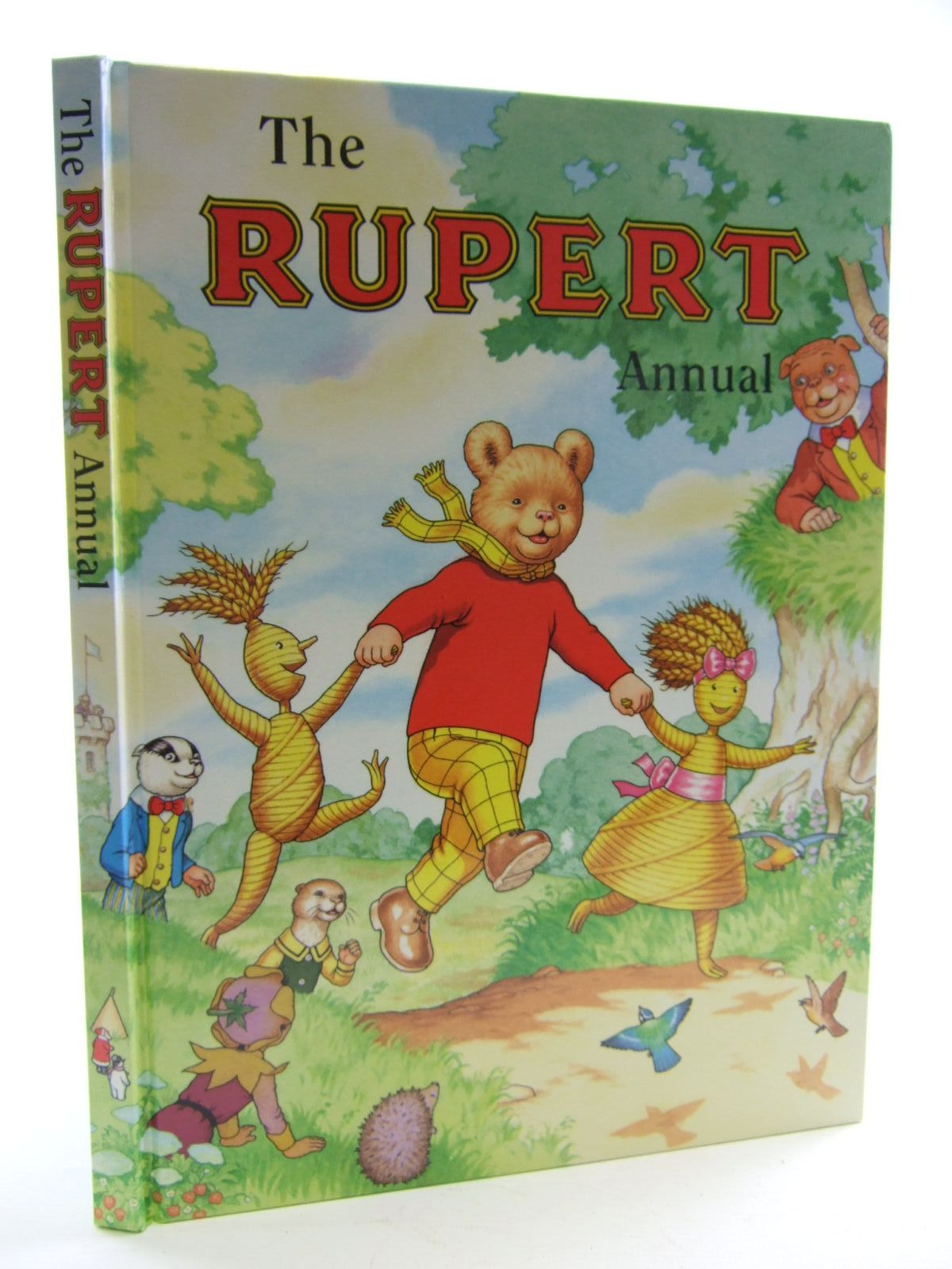 Photo of RUPERT ANNUAL 2000 written by Robinson, Ian illustrated by Harrold, John Hart, Gina published by Pedigree Books Limited (STOCK CODE: 1706210)  for sale by Stella & Rose's Books