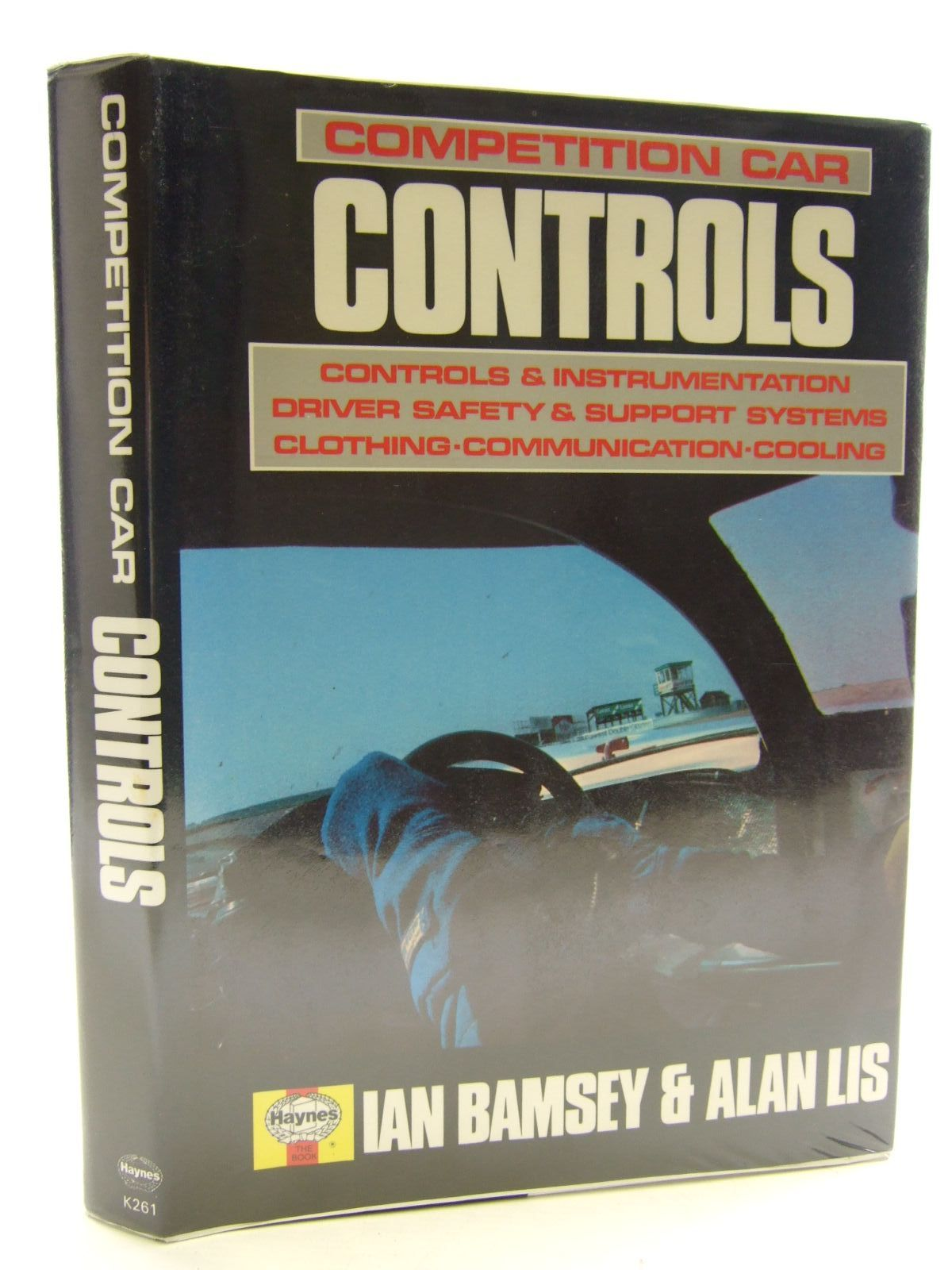 Photo of COMPETITION CAR CONTROLS written by Bamsey, Ian<br />Lis, Alan published by Foulis, Haynes Publishing Group (STOCK CODE: 1706227)  for sale by Stella & Rose's Books