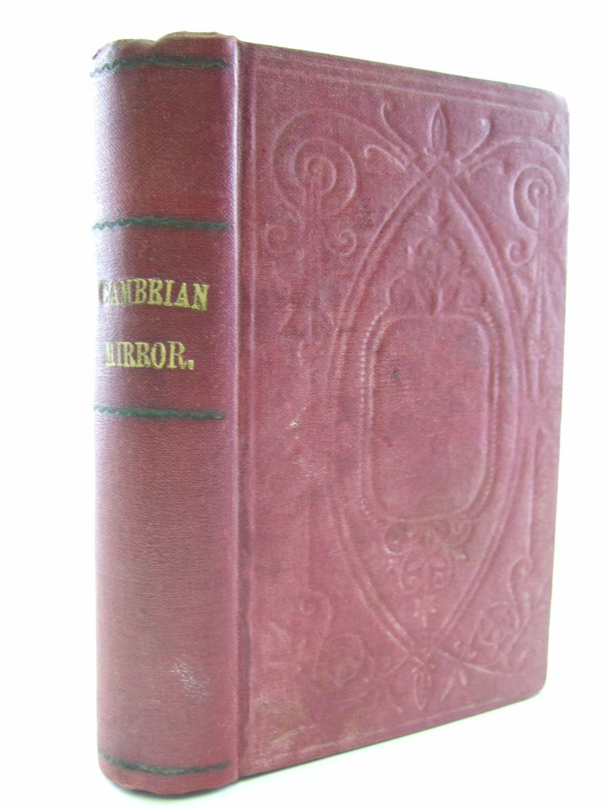 Photo of CAMBRIAN MIRROR, OR A NEW TOURIST COMPANION THROUGH NORTH WALES written by Parry, Edward published by Simpkin And Co. (STOCK CODE: 1706432)  for sale by Stella & Rose's Books