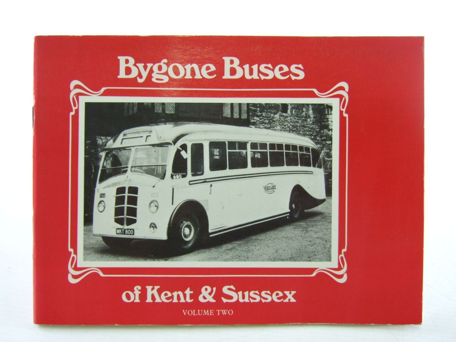 Photo of BYGONE BUSES OF KENT & SUSSEX VOLUME TWO- Stock Number: 1706700