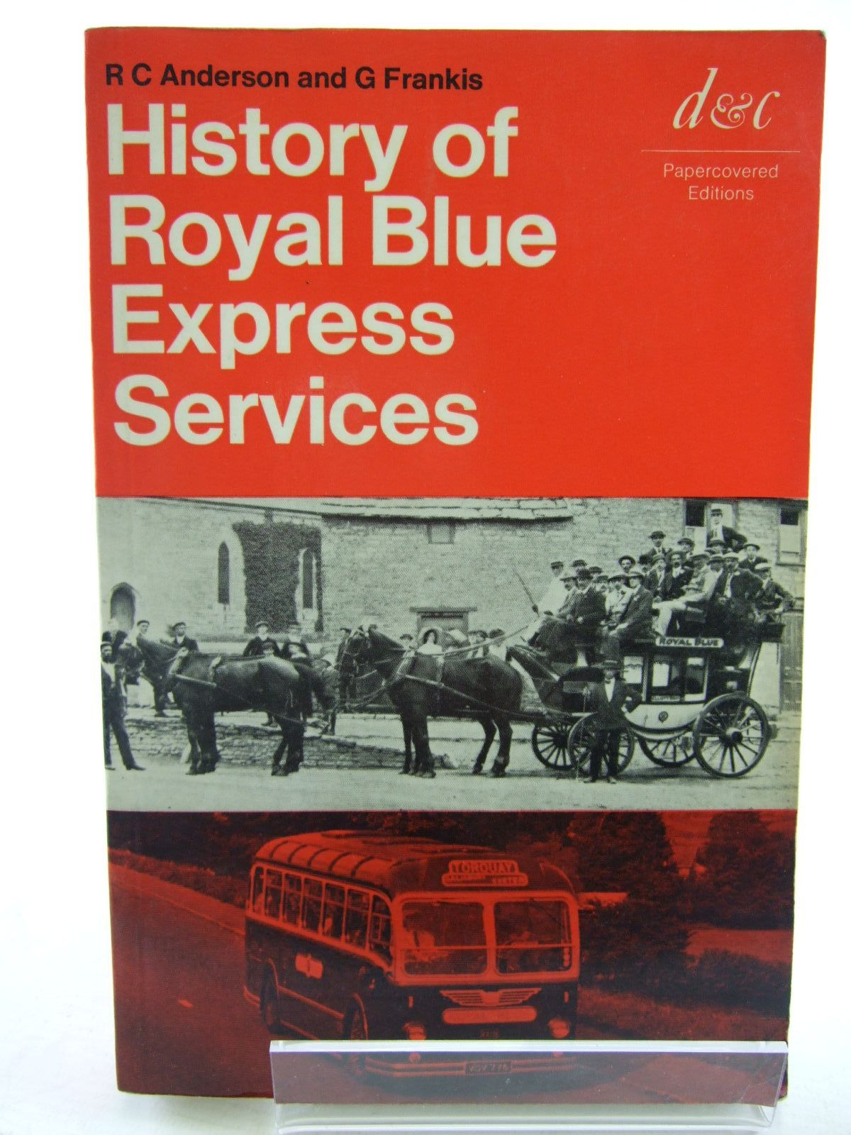 Photo of HISTORY OF ROYAL BLUE EXPRESS SERVICES- Stock Number: 1706702