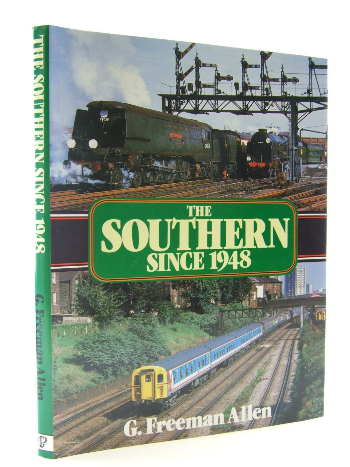 Photo of THE SOUTHERN SINCE 1948 written by Allen, G. Freeman published by Guild Publishing (STOCK CODE: 1706777)  for sale by Stella & Rose's Books