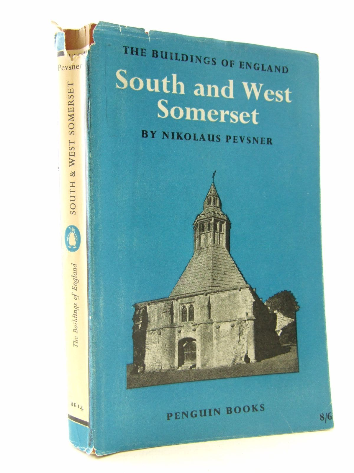 Photo of SOUTH AND WEST SOMERSET (BUILDINGS OF ENGLAND) written by Pevsner, Nikolaus published by Penguin (STOCK CODE: 1706837)  for sale by Stella & Rose's Books