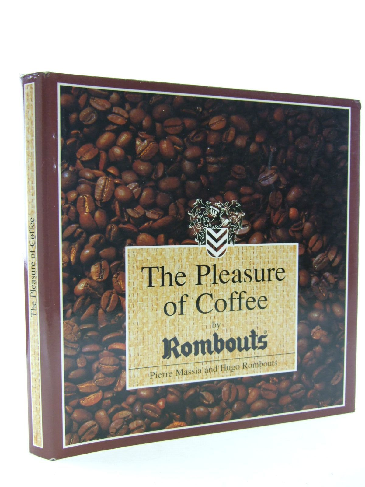 Photo of THE PLEASURE OF COFFEE BY ROMBOUTS written by Massia, Pierre Rombouts, Hugo published by Artis-Historia Publishing (STOCK CODE: 1706909)  for sale by Stella & Rose's Books