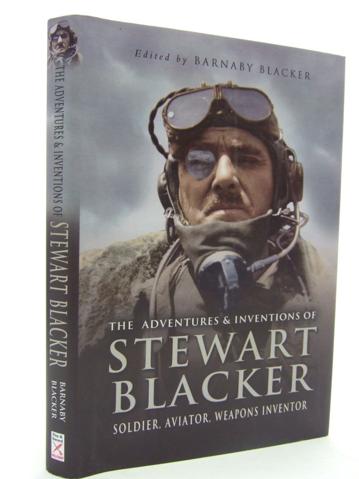 Photo of THE ADVENTURES AND INVENTIONS OF STEWART BLACKER written by Blacker, L.V.S.<br />Blacker, Barnaby published by Pen &amp; Sword Military (STOCK CODE: 1707003)  for sale by Stella & Rose's Books