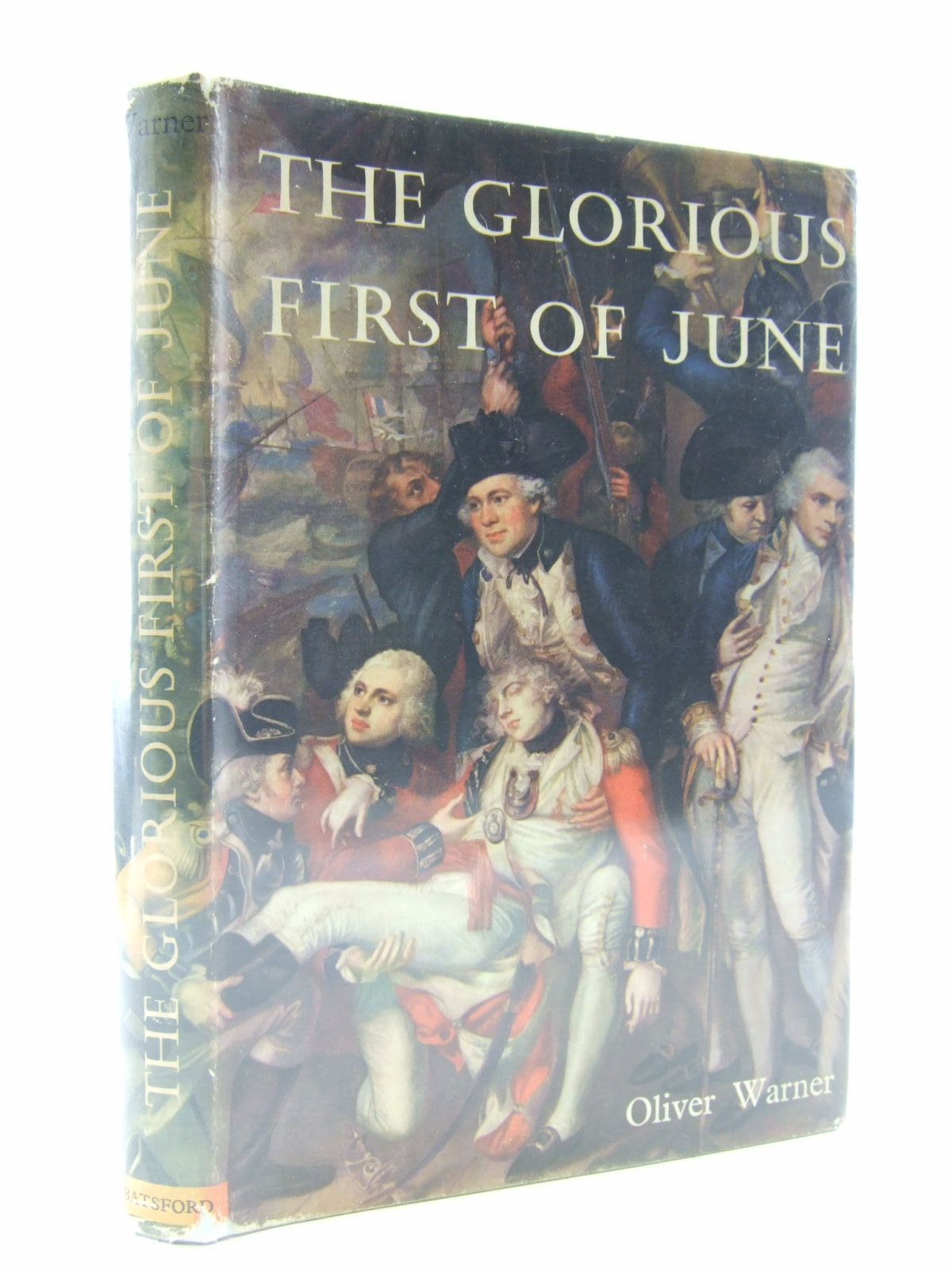 Photo of THE GLORIOUS FIRST OF JUNE- Stock Number: 1707029