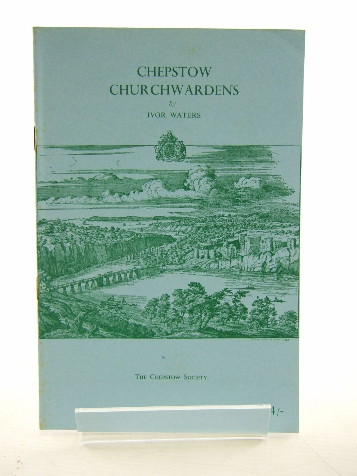 Photo of CHEPSTOW CHURCHWARDENS- Stock Number: 1707140