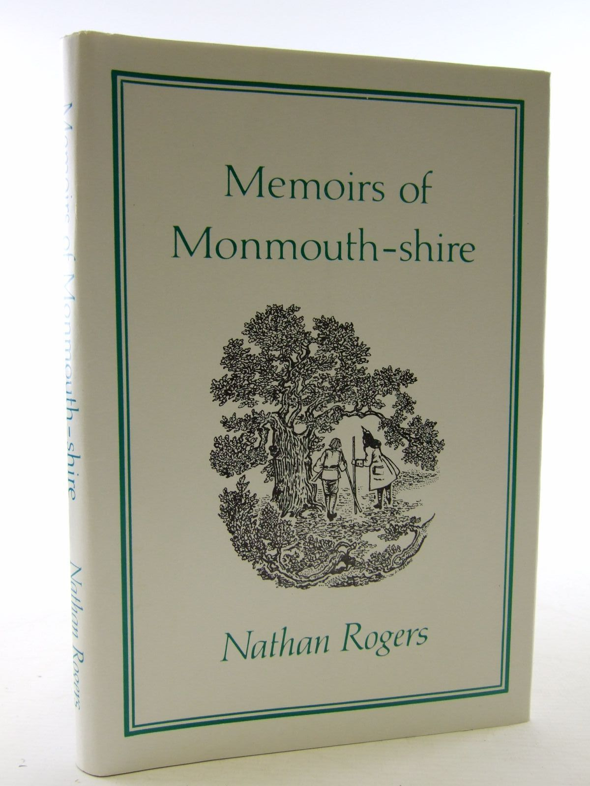 Photo of MEMOIRS OF MONMOUTH-SHIRE 1708- Stock Number: 1707290