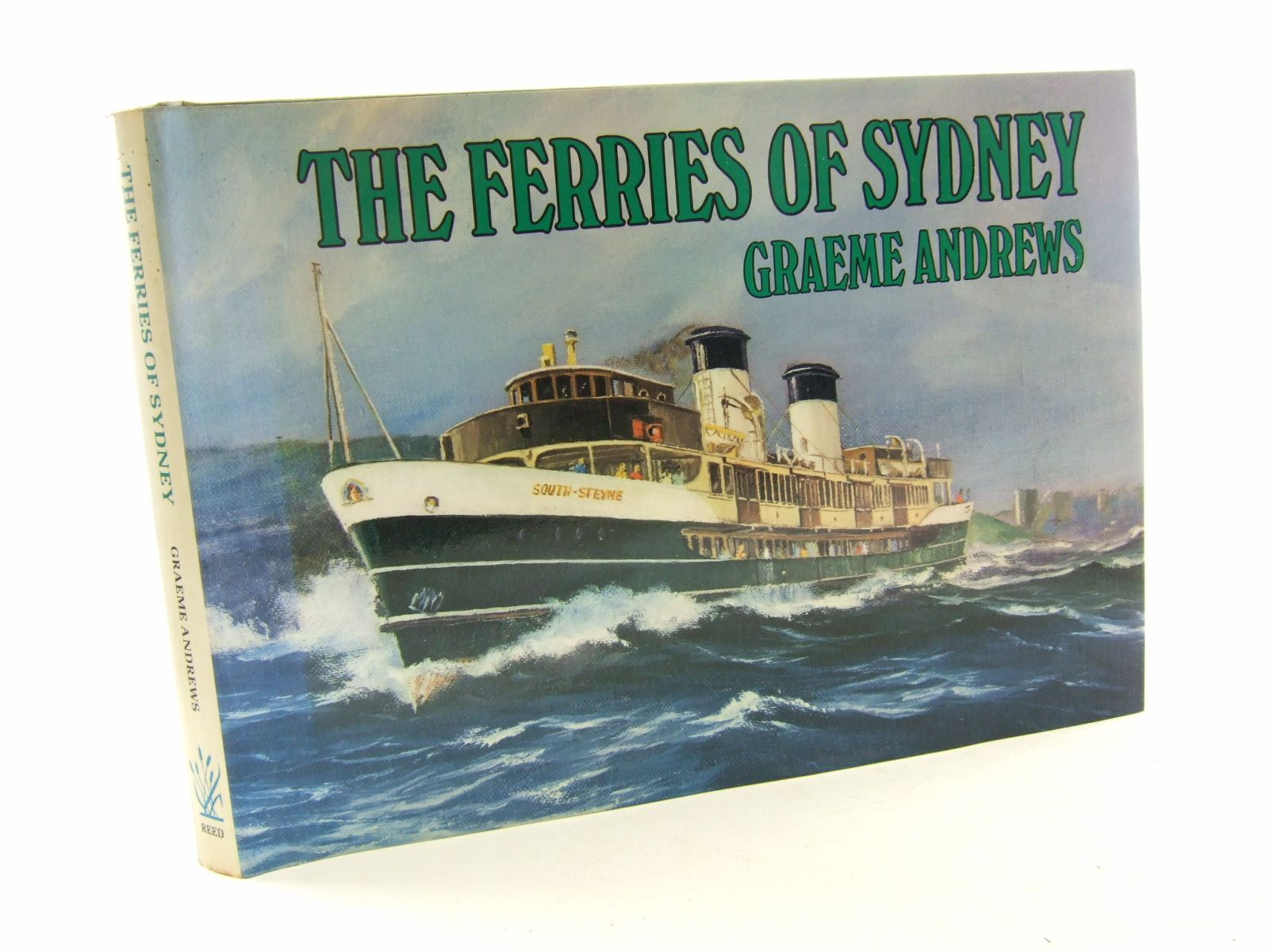 Photo of THE FERRIES OF SYDNEY written by Andrews, Graeme published by A.H. & A.W. Reed (STOCK CODE: 1707425)  for sale by Stella & Rose's Books