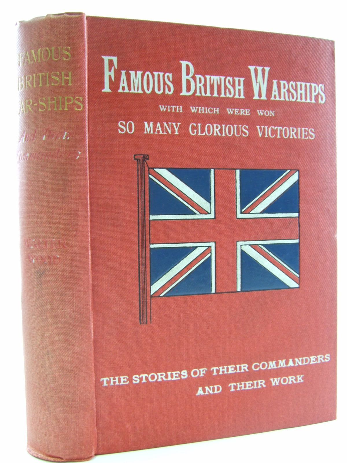 Photo of FAMOUS BRITISH WAR-SHIPS AND THEIR COMMANDERS- Stock Number: 1707495