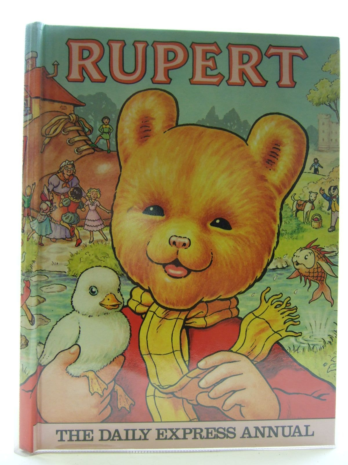 Photo of RUPERT ANNUAL 1981 illustrated by Harrold, John published by Express Newspapers Ltd. (STOCK CODE: 1707546)  for sale by Stella & Rose's Books