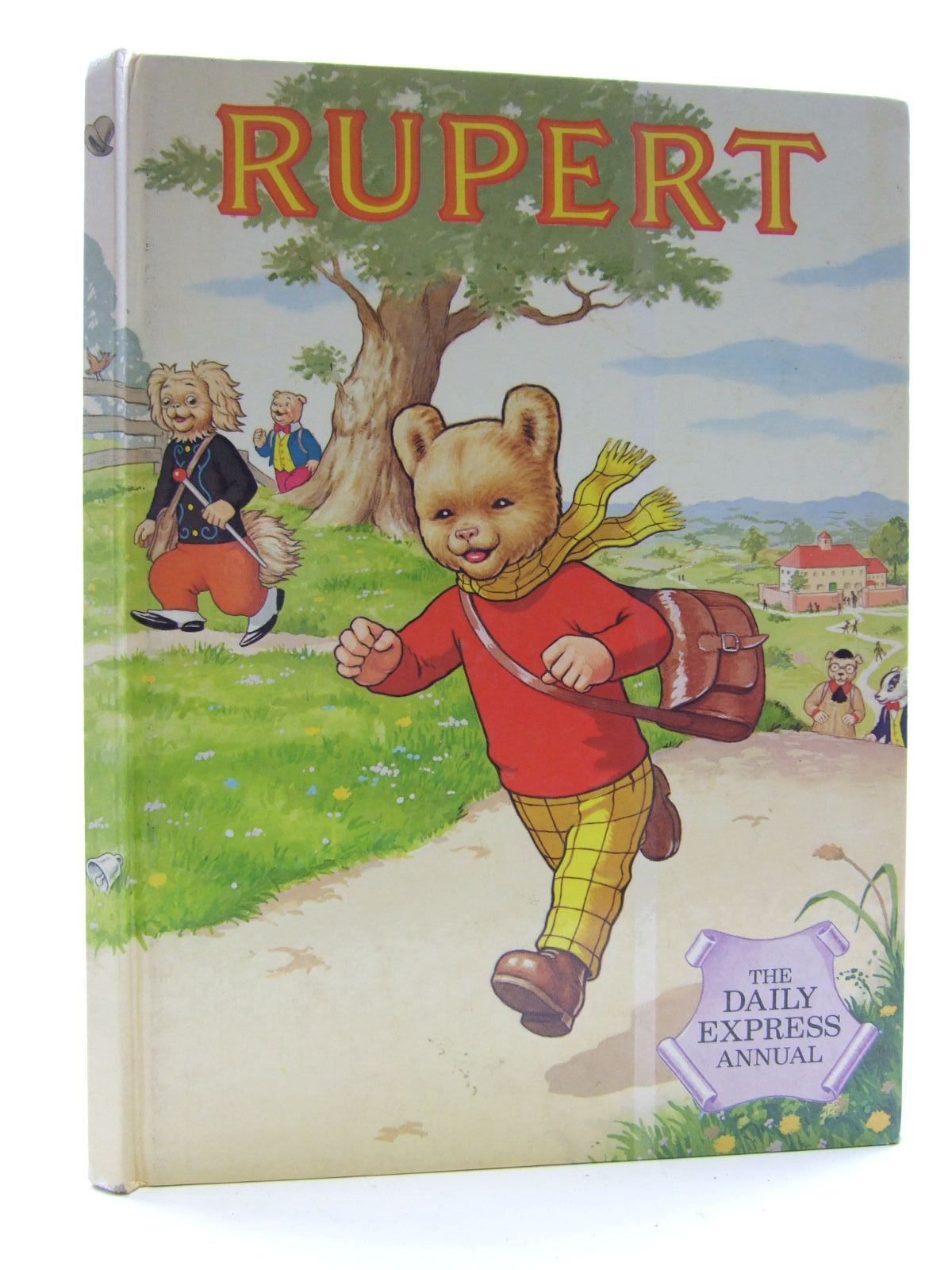Photo of RUPERT ANNUAL 1984 illustrated by Harrold, John published by Express Newspapers Ltd. (STOCK CODE: 1707547)  for sale by Stella & Rose's Books
