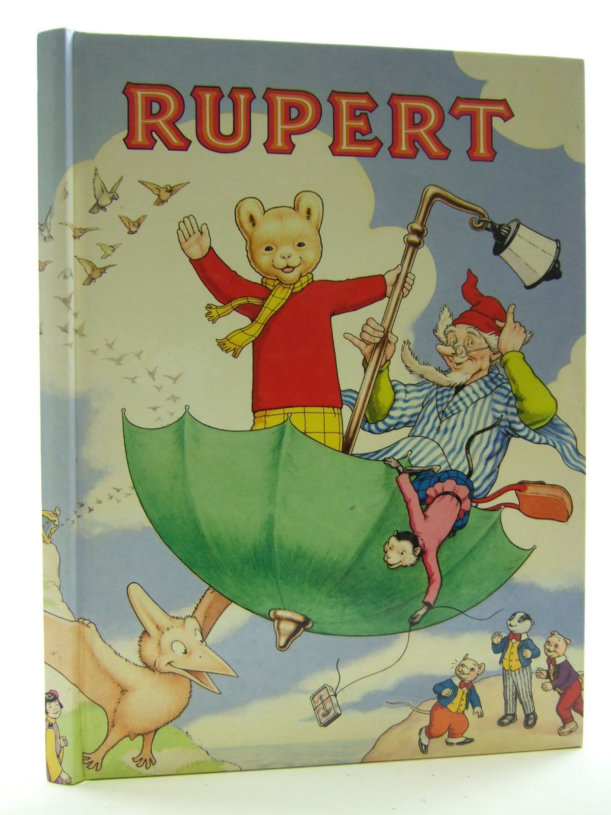 Photo of RUPERT ANNUAL 1988 illustrated by Harrold, John published by Express Newspapers Ltd. (STOCK CODE: 1707550)  for sale by Stella & Rose's Books