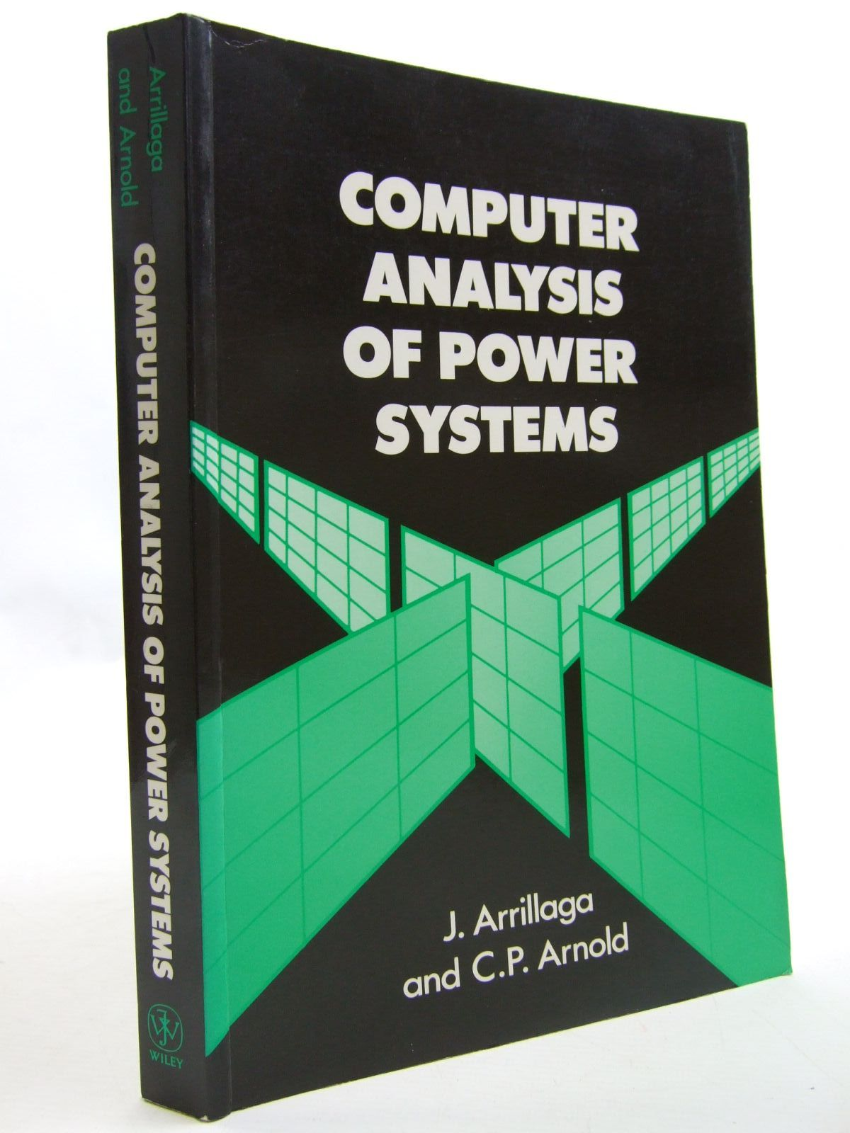 Photo of COMPUTER ANALYSIS OF POWER SYSTEMS written by Arrillage, J.<br />Arnold, Catharine published by John Wiley &amp; Sons (STOCK CODE: 1707642)  for sale by Stella & Rose's Books
