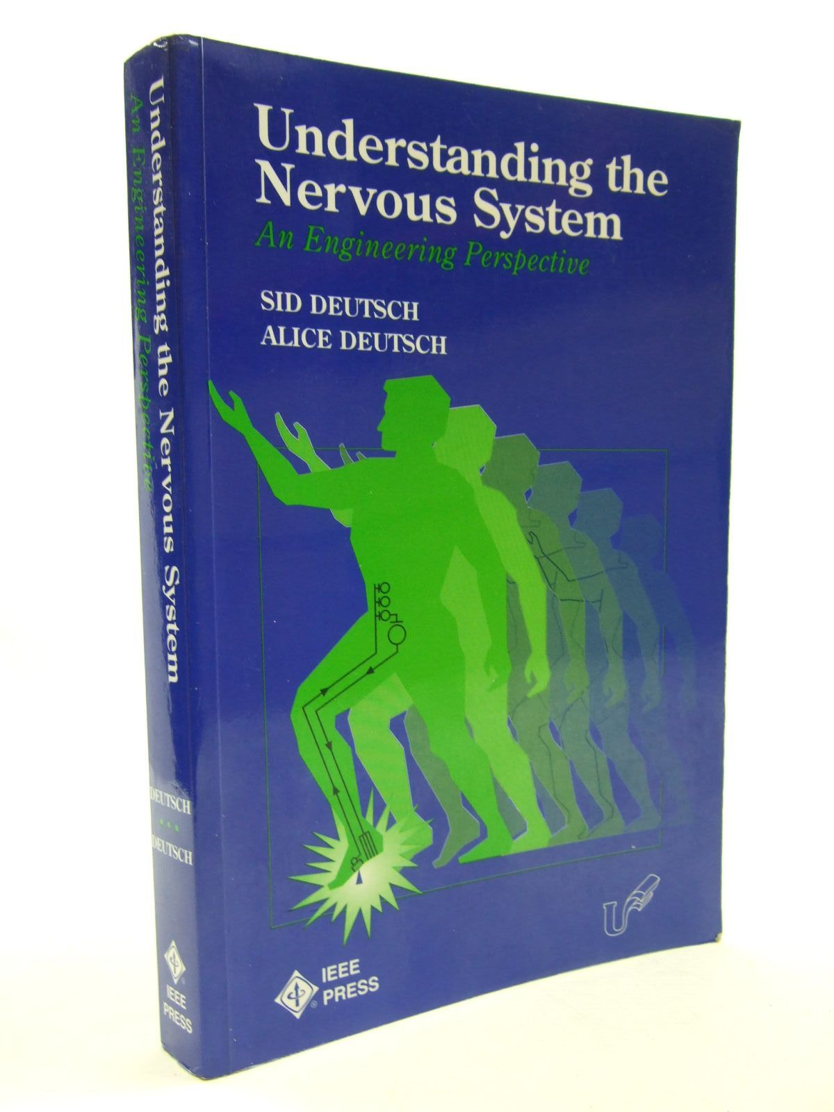 Photo of UNDERSTANDING THE NERVOUS SYSTEM AN ENGINEERING PERSPECTIVE written by Deutsch, Sid