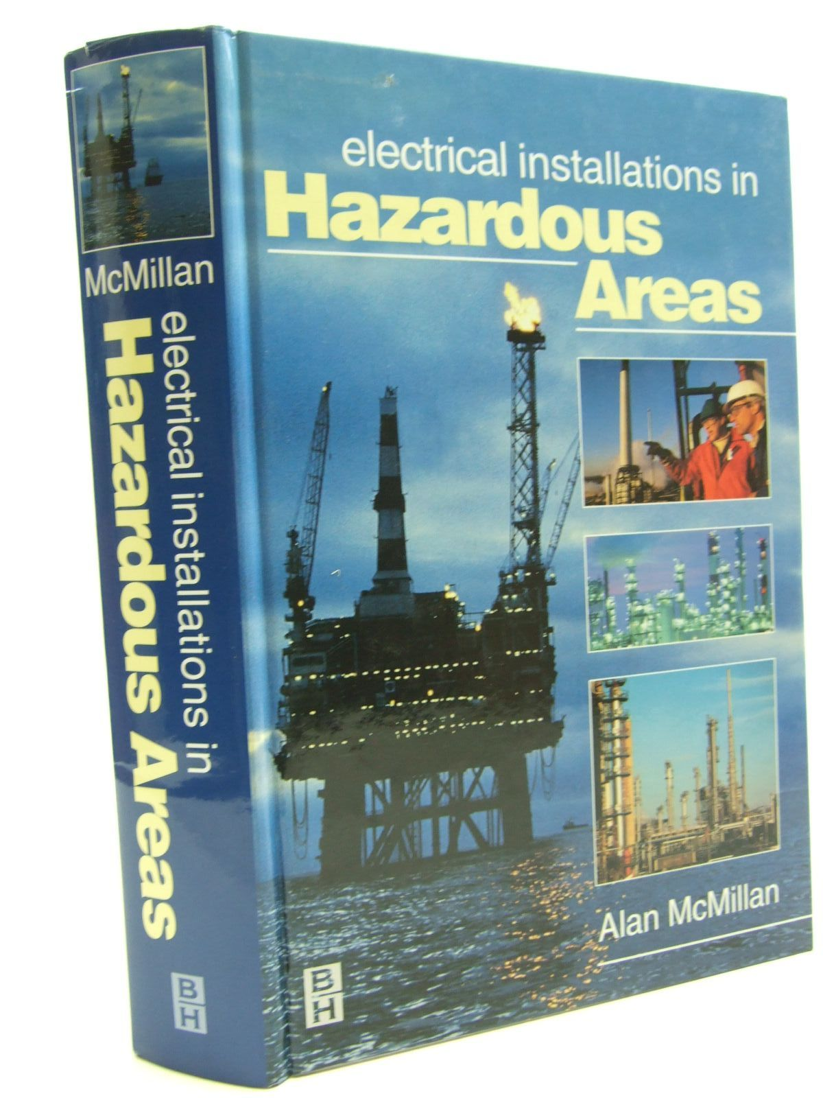 Photo of ELECTRICAL INSTALLATIONS IN HAZARDOUS AREAS written by McMillan, Alan published by Butterworth-Heinemann Ltd. (STOCK CODE: 1707708)  for sale by Stella & Rose's Books