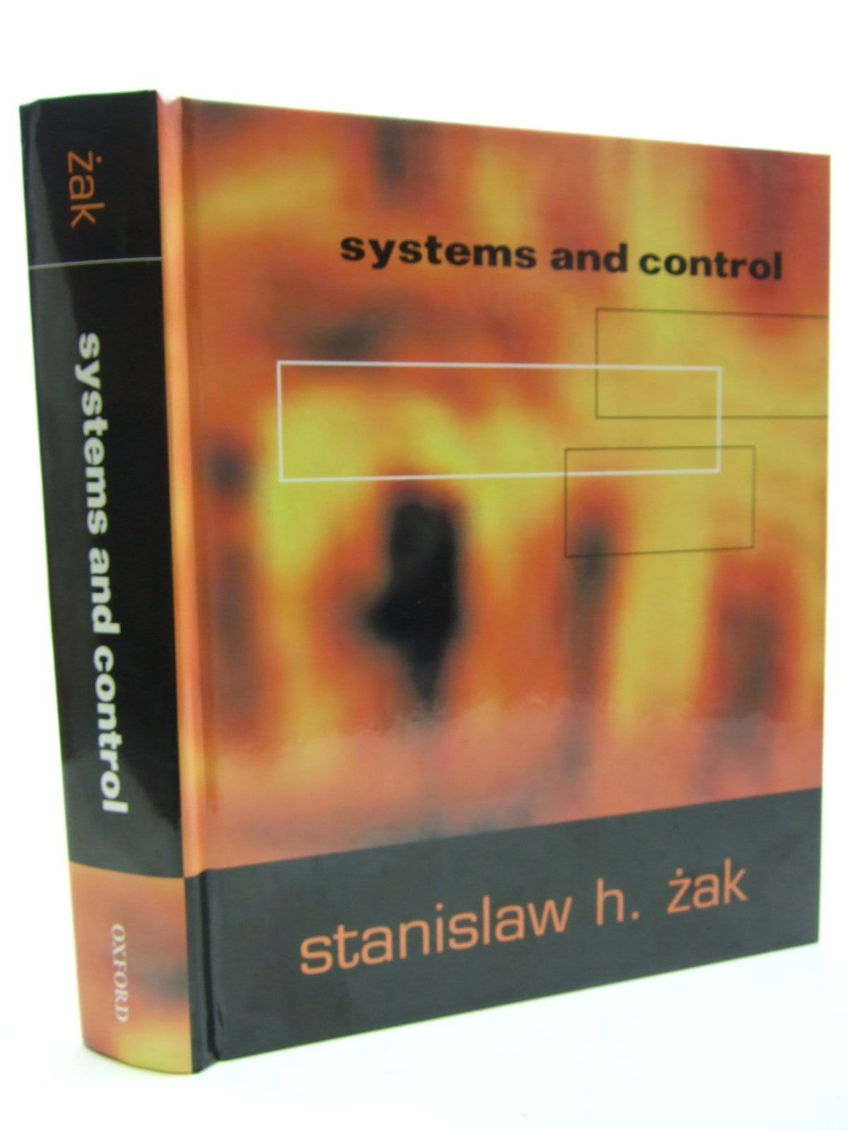 Photo of SYSTEMS AND CONTROLS written by Zak, Stanislaw H. published by Oxford University Press (STOCK CODE: 1707713)  for sale by Stella & Rose's Books