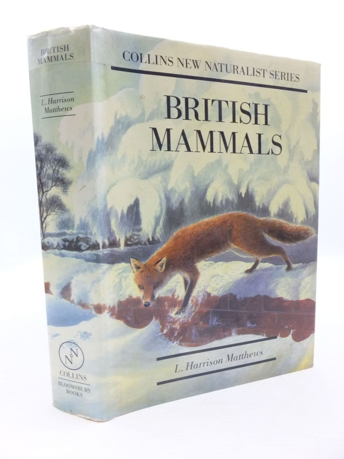 Photo of BRITISH MAMMALS (NN 21) written by Matthews, L. Harrison published by Bloomsbury Books (STOCK CODE: 1708149)  for sale by Stella & Rose's Books